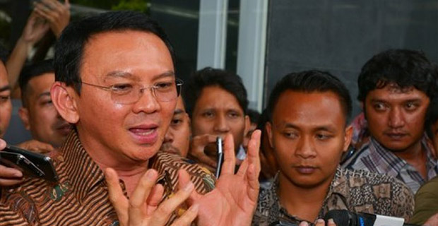 Ahok Menjamin Tidak Ada Kompensai untuk lahan 34 ha dari Kodam Jaya