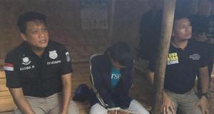 Anwar Tahanan Yang Berhasil Kabur Dari Rutan Berhasil Diciduk Kembali Oleh Kombes Krishna Dan Tim Resmob