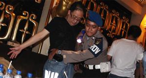 Empat Pengunjung Karaoke Ditangkap Polisi Karena Positif Konsumsi Narkoba