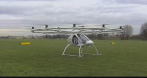 Helikopter ini Memiliki 18 Buah Baling-baling