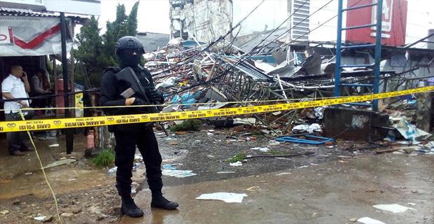 Identifiasi Ledakan di Bekasi Menunggu Alat Berat