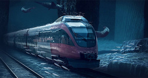 India akan mebuat Kereta Super Cepat dengan Lintasan di Bawah Air!