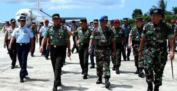 Jendral Gatot Nurmantyo Mengatakan Militer Filipina Sangat Konsisten
