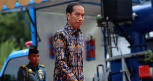 Jokowi Hadiri Perayaan Natal Di Manado