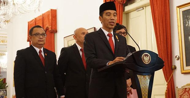 Jokowi Resmi Meneken Perppu kebiri & hukuman mati Untuk Pelaku pencabulan anak