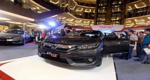 Keluaran Baru Honda Civic Turbo Hatchback Akan Segera Hadir Di Indonesia
