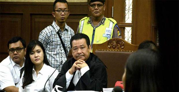Kuasa Hukum Jessica Mengungkap Barista Terima Uang Sebesar Rp140 Juta Untuk Bunuh Mirna