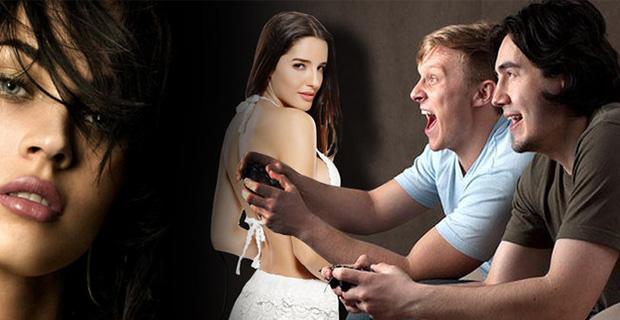 Pasangan Seks Terbaik Adalah Pria Gamers