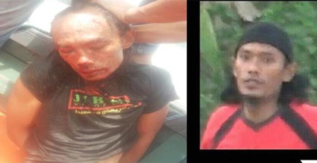 Pelaku Pengeboman Di Gereja Samarinda Ditangkap Di Sungai Mahakam