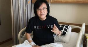 Ari Lasso Mengidap Tumor Limpa, Berikut Kronologinya