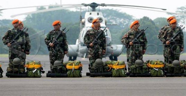 TNI AU Menyatakan Siap Untuk Membebaskan 10 WNI dari Abu Sayyaf