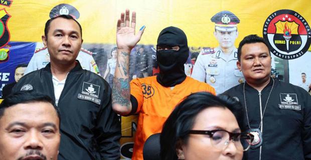 Tora Sudiro Ditahan Untuk Pemeriksaan Lebih Lanjut, Dan Diancam Hukuman Lima Tahun Penjara