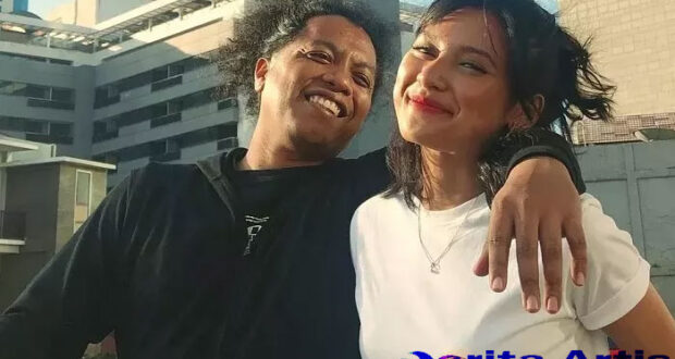 Indah Permatasari & Arie Kriting Menikah, Ibu: Sampai Mati Tak Ada Maaf