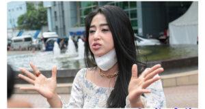 Dewi Perssik Doakan Saipul Jamil Dapat Kerja Bila Sudah Bebas
