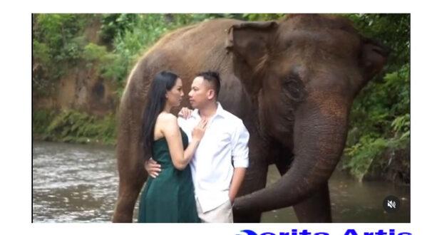 Kalina Ocktaranny Umumkan Tanggal Baru Pernikahannya dengan Vicky Prasetyo