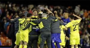 Villarreal Kembali ke Liga Champions