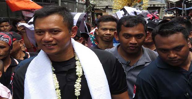Walaupun Elektabilitas Menurun Tetapi Agus Yudhoyono Tetap Optimis