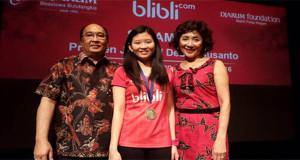 Debby Disambut Dengan Meriah Di Palembang