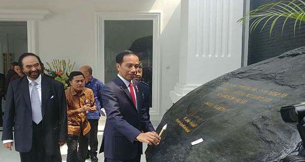 Jokowi Menyarankan Agar Penolakan Terhadap Perpu Ormas Melalui Jalur Hukum Saja