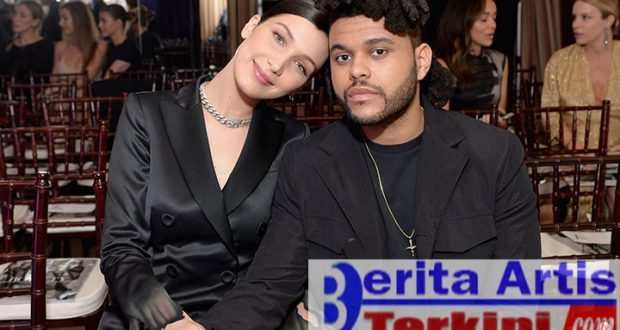 The Weeknd Dan Bella Hadid Balikan Lagi