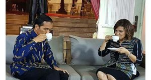 Najwa Shihab Akan Menggantikan Menteri Khofifah pada Kabinet Kerja Jokowi