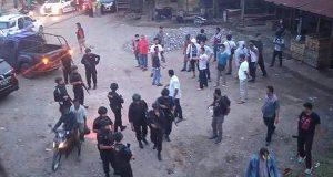 Pelaku Pembunuhan Wanita Penjual Tahu di Jayapura Dilumpuhkan Pihak Kepolisian