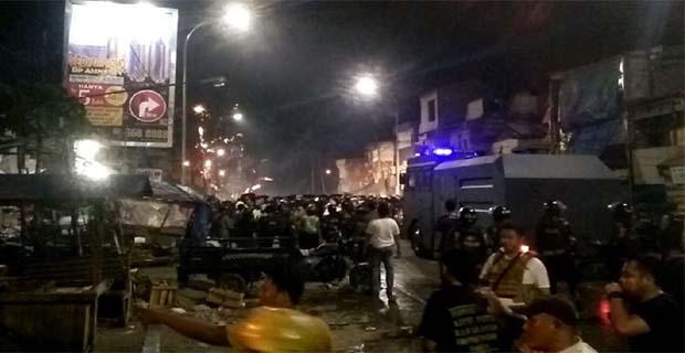 15 Orang Ditangkap Atas Kerusuhan Di Penjaringan