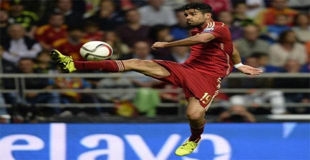 Diego Costa Tidak Ada Didalam Skuad Del Bosque