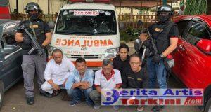 Terbongkar Mobil Ambulance Berisi Batu Milik Adik Prabowo