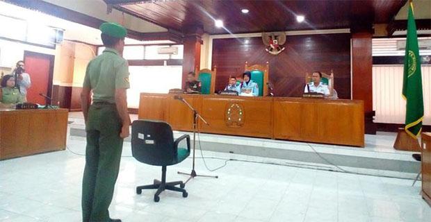 Babinsa Nusa Penida Di Pecat karena Setubuhi Anak Kandung Sendiri