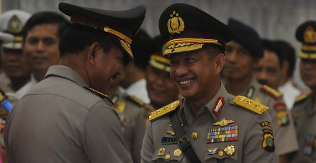 KPK Menyatakan Komjen Tito Sempurna Cocok untuk Menjadi Kapolri