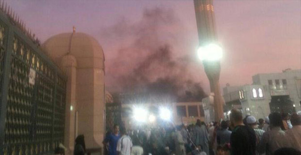 Kabar Terkini Arab Saudi Atas Kejadian Bom Bunuh Diri Di Tiga Titik