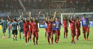 Menang 2-1 Atas Vietnam Indonesia Selangkah Menuju Final Aff 2016