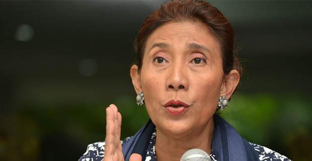 Menteri Susi Akan Lepas Jabatan Kalau Asing Bisnis Tangkap Ikan DI Indonesia