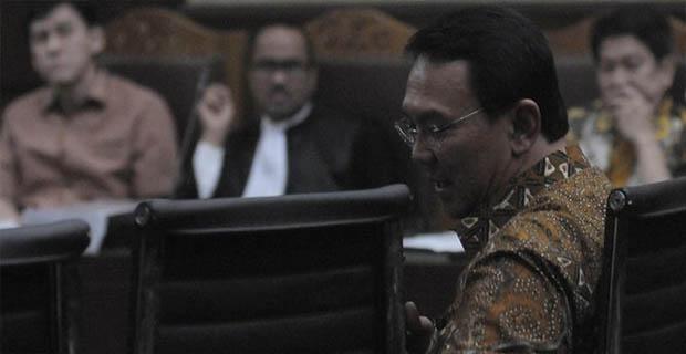 Pada Sidang Kasus Suap Reklamasi Ahok Bongkar Bobrok DPRD DKI