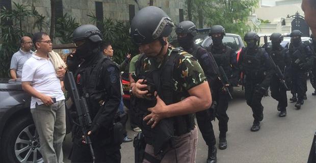 Polisi Berhasil Membebaskan Korban yang Disandera Perampok