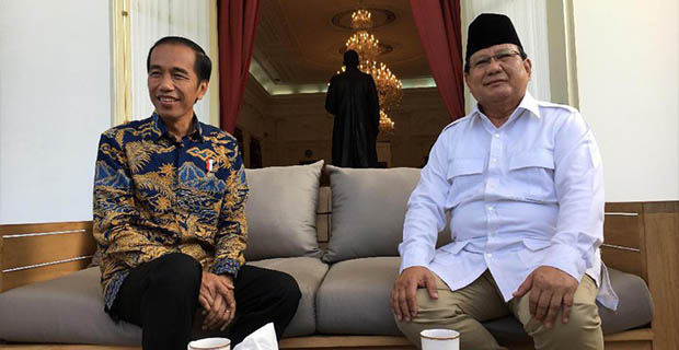 Prabowo Menegaskan Siap Membantu Pemerintah Kapan Pun dan di Mana Pun
