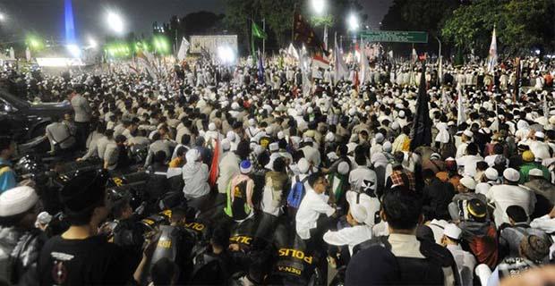 Rakyat Indonesia Sudah Cerdas Dalam menyikapi Demo 4 November