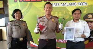 Seorang Pelaku Pencuri Motor Tewas di Tembak Mati di Malang