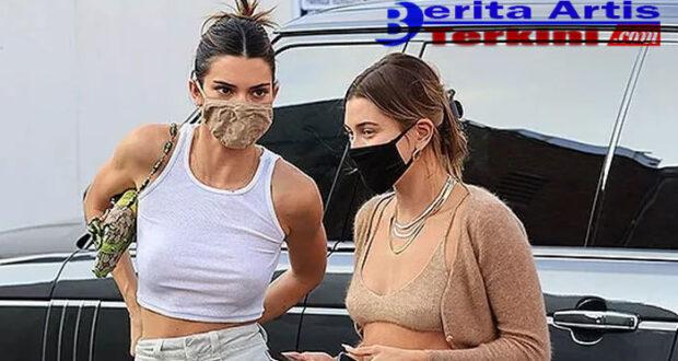 Tidak Kenakan Bra, Kendall Jender Jadi Bahan Olokan