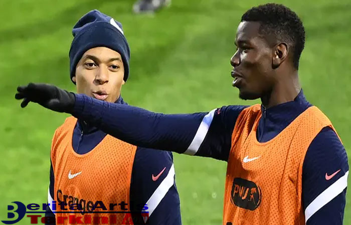 UEFA Nations League: Kylian Mbappe Bakal Comeback Kontra Swedia