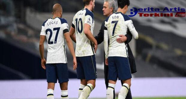 Cuci Otak Jose Mourinho di Tottenham Hotspur