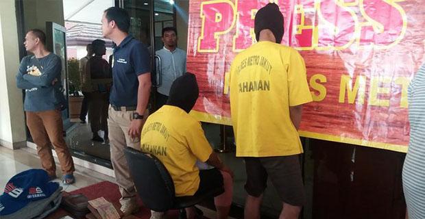 Wartawan gadungan dan PNS Dishub Bunuh Pedagang Saat Merampok
