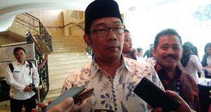 Jawaban Ridwan Kamil Tentang Siapa Yang Akan Mendampinginya Sebagai Wakil Gubernur