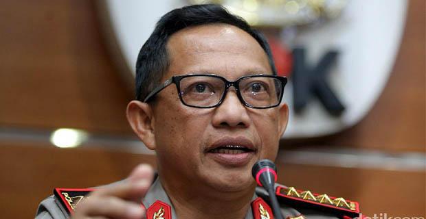 Kapolri Menegaskan Akan Menindak Tegas Pada Pelaku Anarkis Demo 287