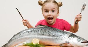 Apakah Dengan Makan Banyak Ikan Akan Membuat Anak Cerdas?