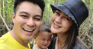 Kumpulan Potret Maternity Shoot Paula dan Baim Wong Yang Siap Sambut Anak Keduanya