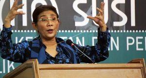 Ribut Antara Menteri Susi Dengan Para Pakar Kelautan di WA